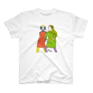 retro-a T-shirts