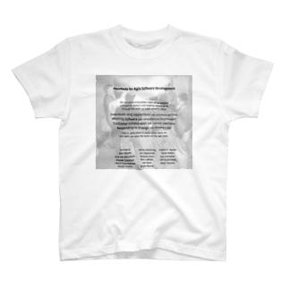 アジャイル T-shirts