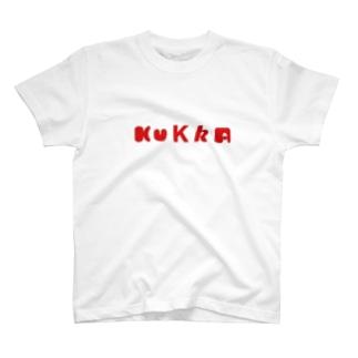 KUKKAロゴ T-shirts