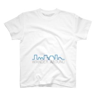 WANDER AROUND T-shirts