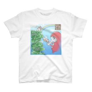 よが切符ゲット T-shirts