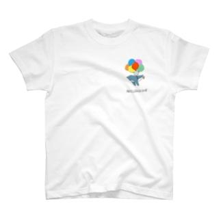 ASO2018×菊地純 ペンギン T-shirts