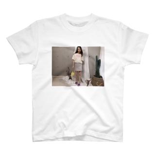 さわさん(Runway Ver.) T-shirts