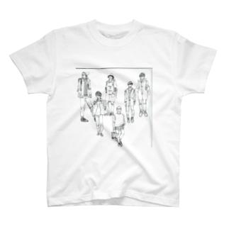 おしゃボーイ T-shirts