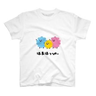 はまはっぴー T-shirts