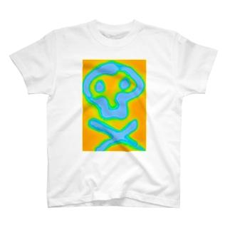 SKULL 2 T-shirts