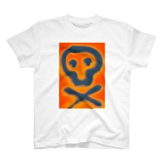 SKULL 3 T-shirts