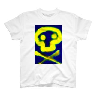 SKULL 4 T-shirts