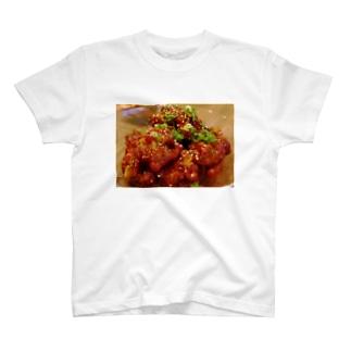 ヤンニョムチキン2 T-shirts