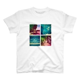 トイカメラinオーストラリア T-shirts