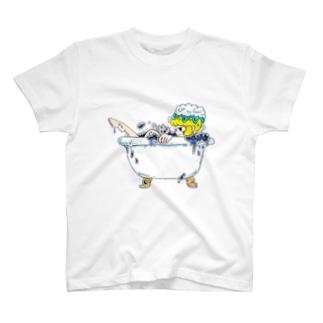 一番風呂 T-shirts