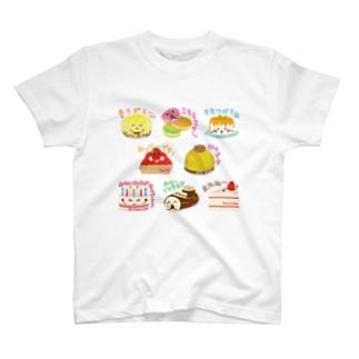 スイーツタイム3-sweets time-スイーツタイム- T-shirts