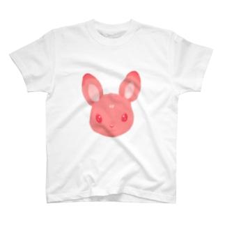 いちごうさぎしりーず T-shirts