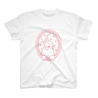 オカメインコのふくちゃん T-shirts