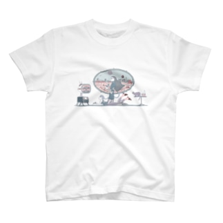 Alien Vacation T-shirts