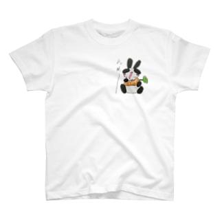 うさぱん_(:3 」∠)_ T-shirts