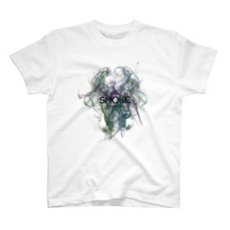 SMOKE T-shirts