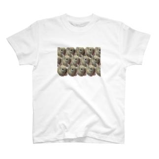 組合員。 T-shirts