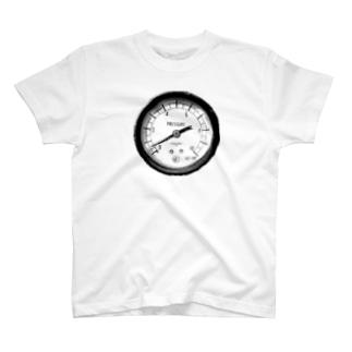 圧 T-shirts