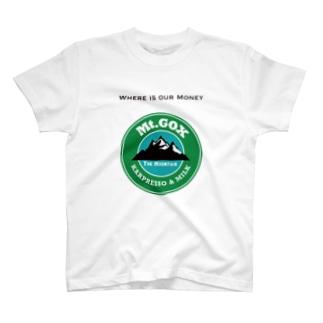 MTGOX T-shirts