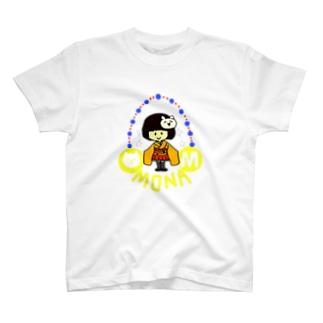 ゆるゆるもなてー T-shirts