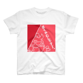 梅雨時悪魔 T-shirts