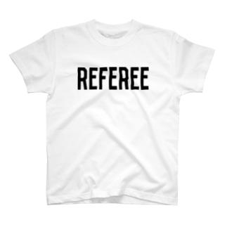 REFEREE レフェリーロゴ T-shirts