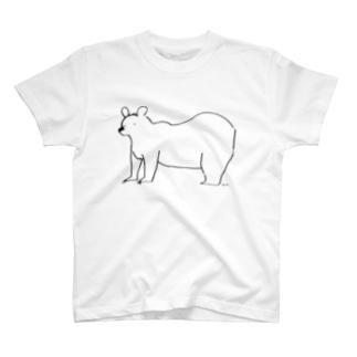 Ursus ayakanus T-shirts