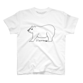 Ursus michitonus T-shirts