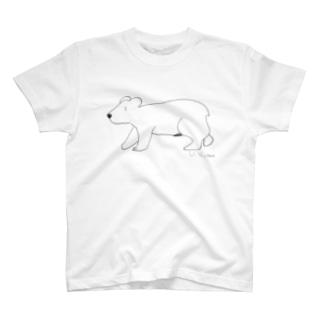 Ursus yojinus T-shirts