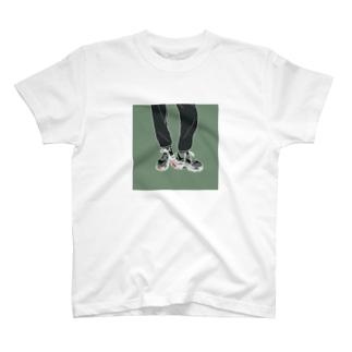 あのスニーカー T-shirts