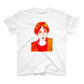 紐育のひと T-shirts