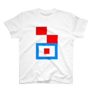 信号旗🚩 Tシャツ