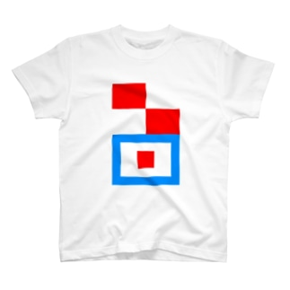 信号旗🚩 T-shirts
