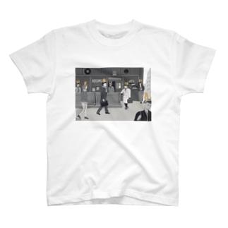 きこえて来るよ。 T-shirts