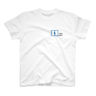 hiratamakiの自動扉 T 白 T-shirts