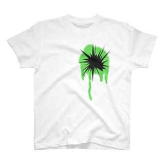 グリーンブラッド T-shirts