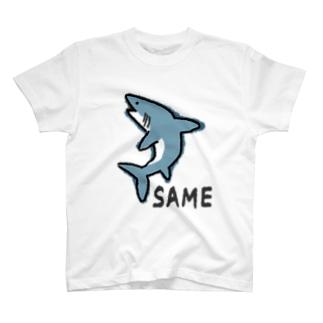サメ T-shirts