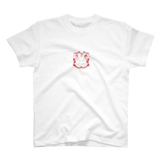 うさぎダンス T-shirts