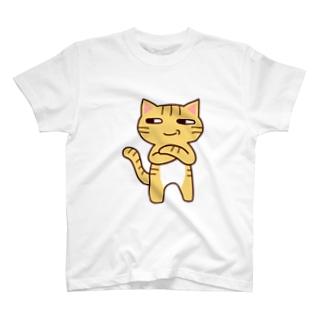 にやり猫 T-shirts