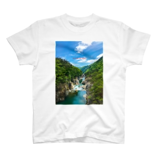 龍王峡1 T-shirts