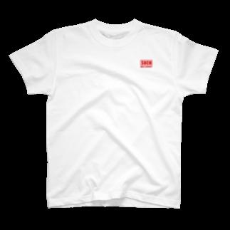ぐちもんの$BCH 2 - 赤 T-shirts