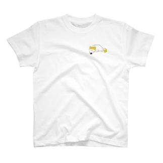 拗ねるゆず Tシャツ