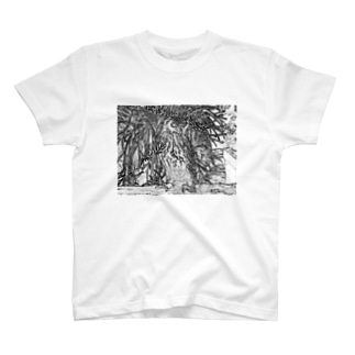 フクロウ~描写シリーズ T-shirts