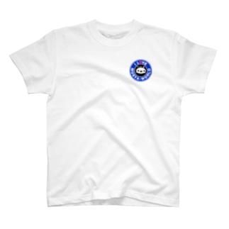 もしゃれ~な もしゃ子さんグッズ T-shirts