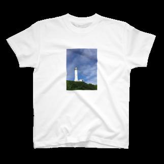 norigaの台湾・緑島灯台 T-shirts