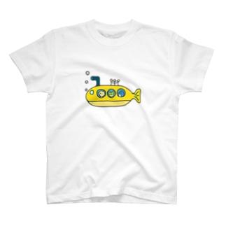 なかよし探検隊 T-shirts