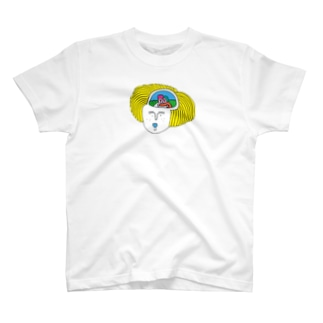 イエローマン Tシャツ