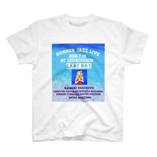 海の日LadyDayTシャツ T-shirts