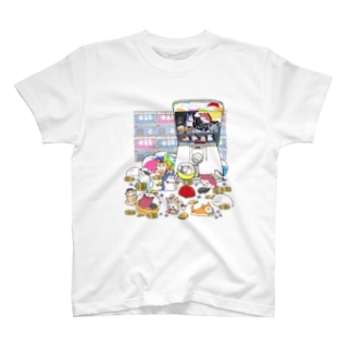 ちるふ(ガチャ) T-shirts
